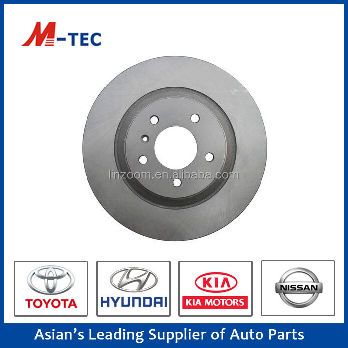 High performance brake disc price 42403-19085 for Tercel with hot sale