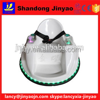 outdoor garden amusement bumper for sale, world popular China bumper car in high quality, small move around bumper car for sale