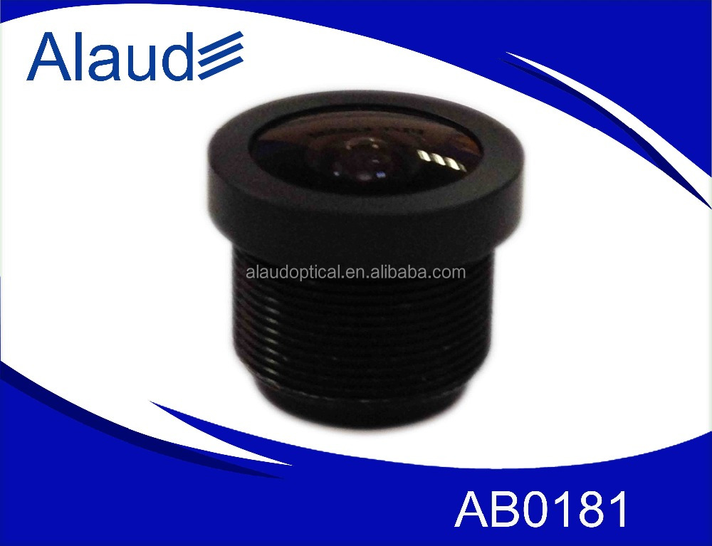 1.49mm to 16mm m12 board mount cctv miniature wide angle lens series for 1/3'' 1/4'' sensor
