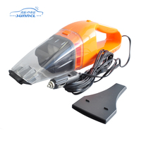 Various colors available high capacity usb car vacuum cleaner