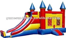 inflatable slide combo jumping for commercial use A3022