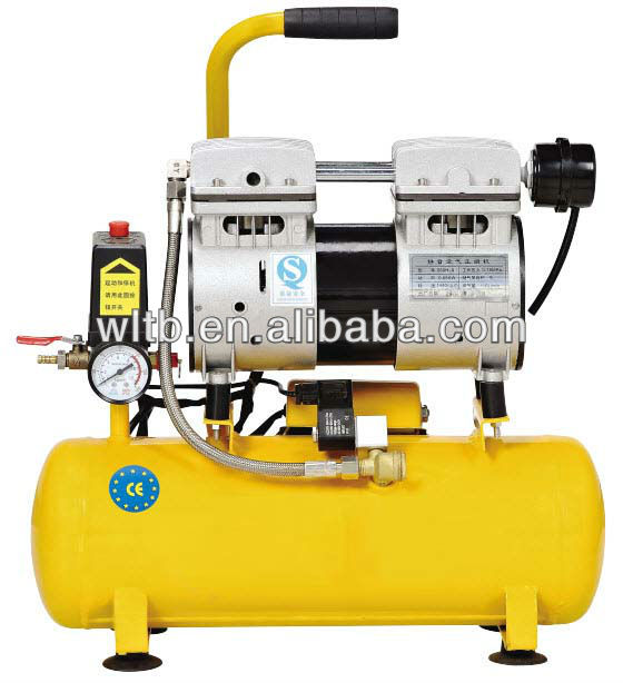 24L/12L/8L oiless air compressor