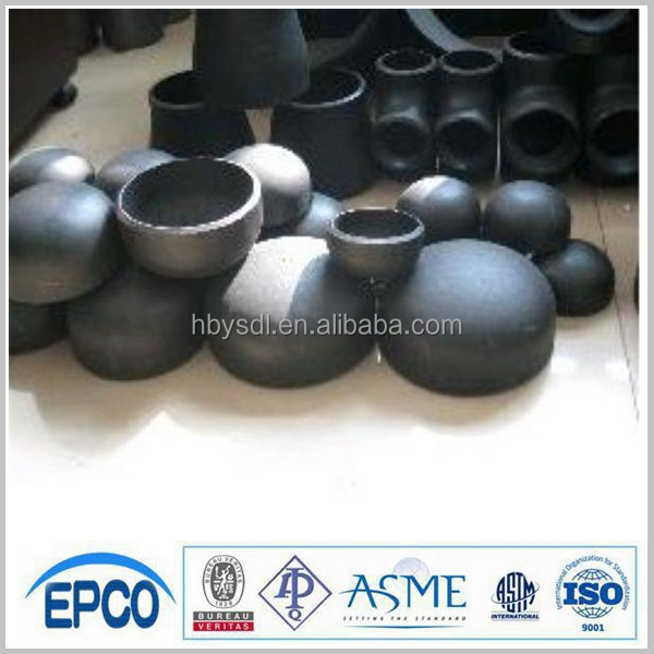 Socket welded pipe fittings SW 3000# threaded Aolly cap