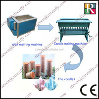 CE approved factory supply paraffin wax melting machine sale