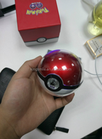 new style hot cartoon pokemon go power bank 12000mah