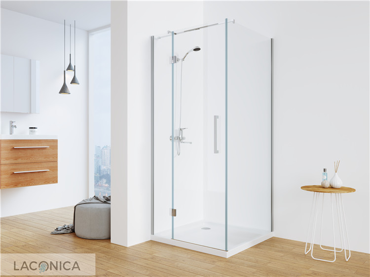 China Wholesale 10mm Glass Hinge 1200 Shower Enclosure with CE