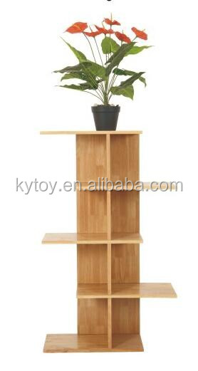 New design plant shelf kindergarten furniture