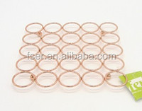 Square and Round Cup Dish Pot Coaster Trivets/ Coffee Cup Mats copper color