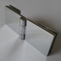 hot selling glass folding shower screen hinge/clamp/bracket