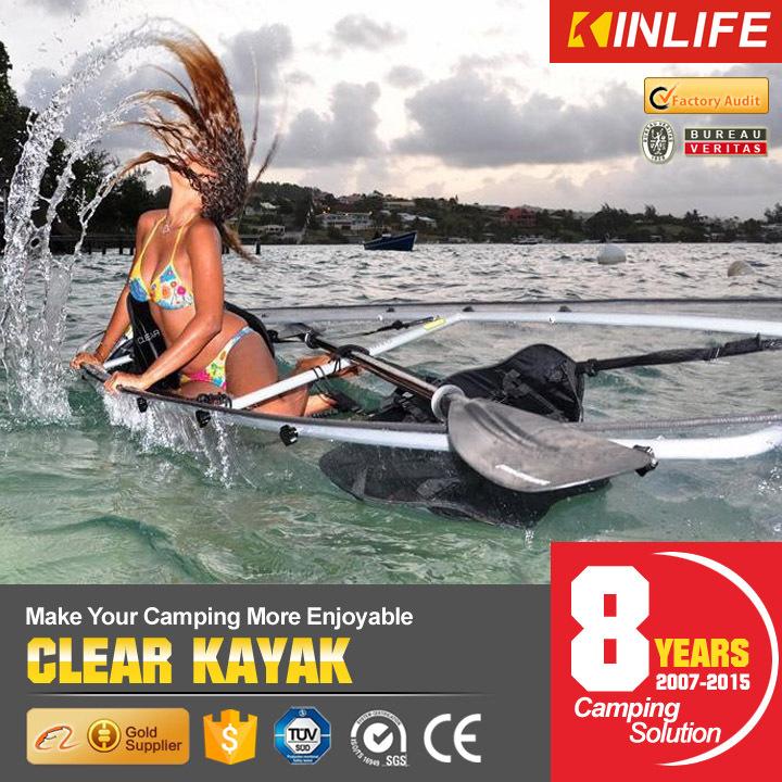 China Clear Transparent Kayak For Person Buy Transparent Kayak