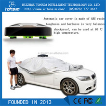 Hot Sale Customized Waterproof Smart Foldable Car Cover Sunshade Padded Car Cove