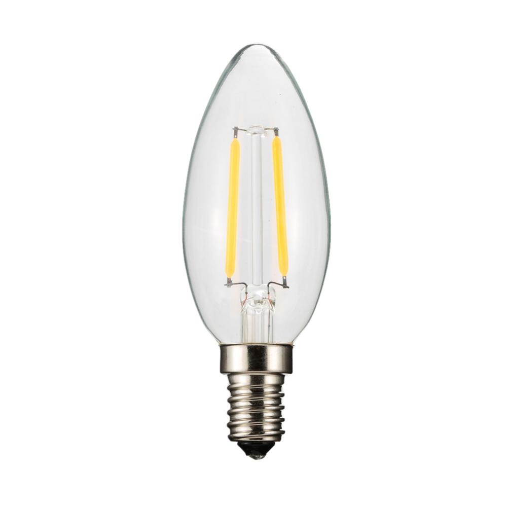 LED Candle Light, C37(also C35) 1W 2W 4W LED Candle Bulb, Candle LED light Alibaba China