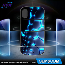 Free sample cell phone cover custom IMD printing for iphone 8 tpu case