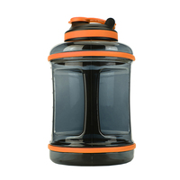2018 Hot Products 2.2 Litre Bottles,Private Label Sports Drinking Bottle With Chug Lid