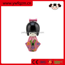 pure handcraft black wedding doll cake topper made in China for decoration or gifts