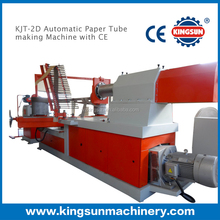 KJT-2D Automatic spiral Paper core Tube making Machine with CE