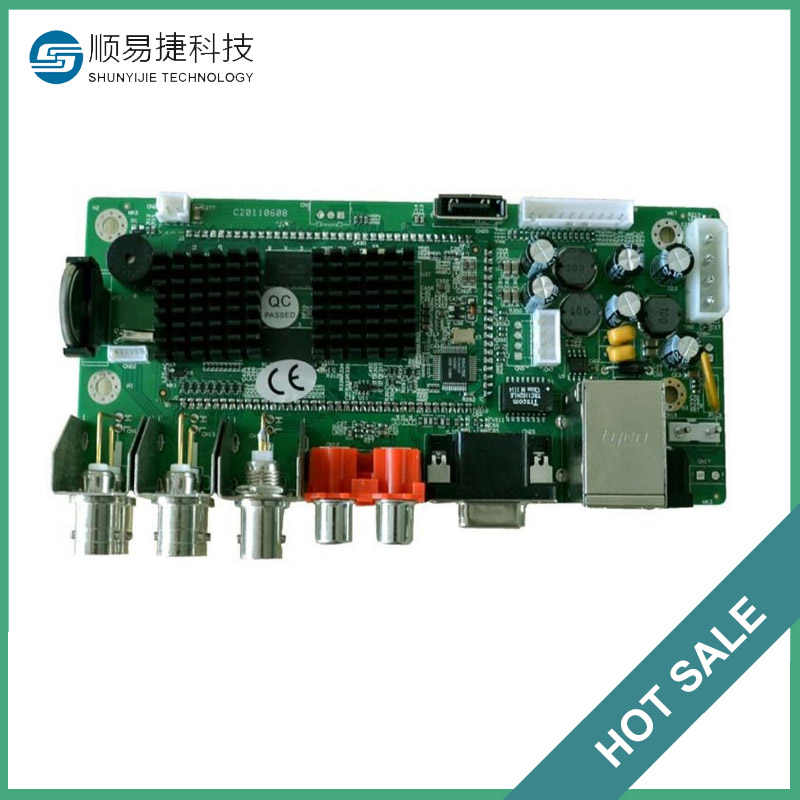 pcba prototype electronic pcb assembly manufacturer