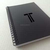 a4a5a6 paper cover wire o notebook