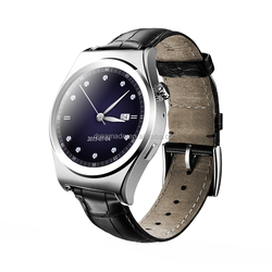 Hot promotion fashion interactive switching smart watch mobile phone