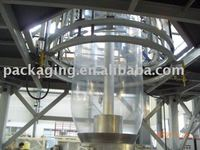 Multi-layer Co-extrusion Film Blowing machine (with IBC, Horizontal rotary)