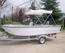 2014 design 14ft Fishing Boat Small Aluminum Boat For Sale