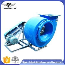 China customized Simple structure industrial sirocco fan blower