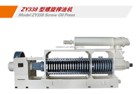 Asian Good Quality Easy Sovent Penetration Small Area Occupation DZY338 for Rapeseed Oil hot Press/ oil expeller
