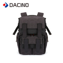 New Multifunction Camera Laptop Backpack Canvas Camera Laptop Bag