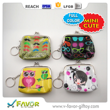 Promotional Gift Ladies Fancy Coin Purses