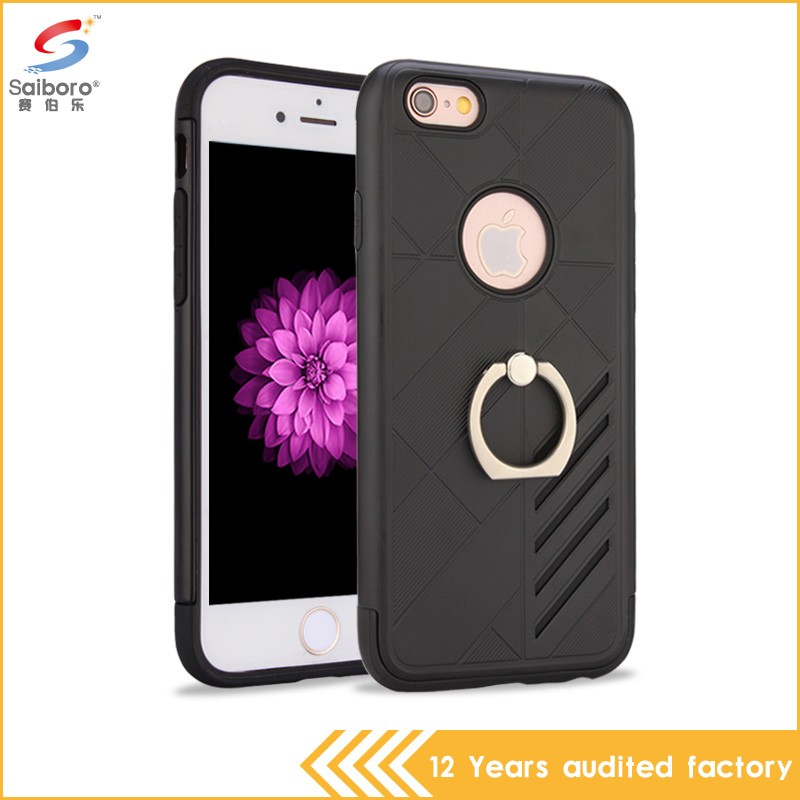 Flexible price low moq shockproof smart phone cases for iphone