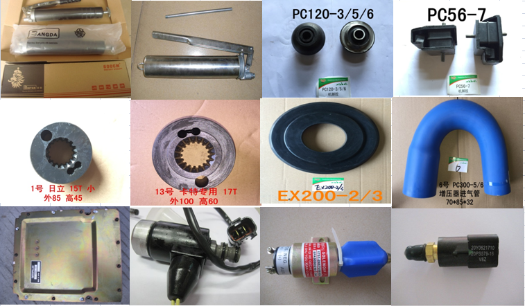 ME088301 water pump supply hight quality 6D31 6D34 water pump HD700-5 water pump