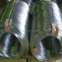 Galvanized Surface Treatment and Construction, building etc Application hot rolled steel wire