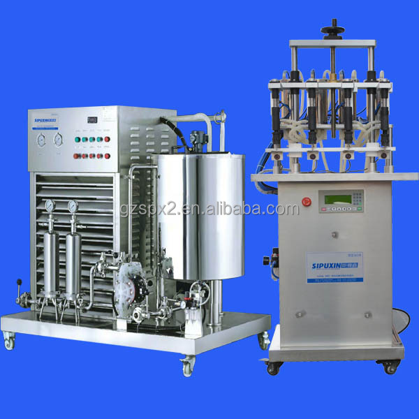 Competitive perfume making machine price, 3 in 1 perfume mixer