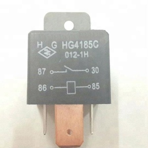 Automotive relay HG4185C 012-1H 80A 12v relay 4 pin