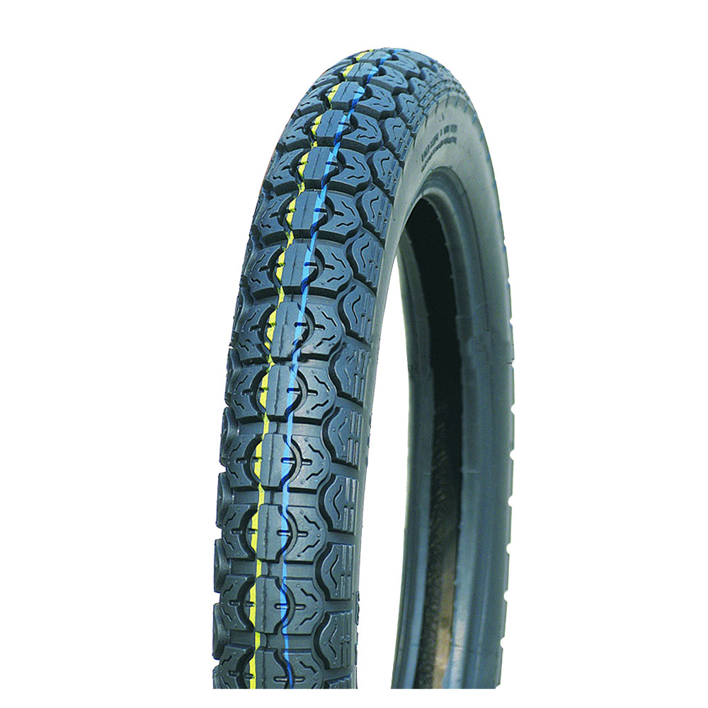 Qingdao Huada rubber production 3.00-18 motorcycle tires