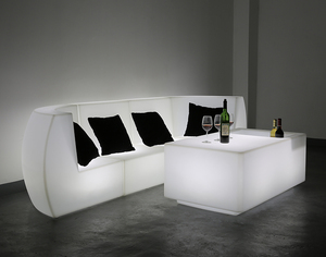 Plastic Led Living Room Sofas Furniture