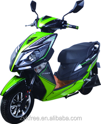 Urban off road model electric scooters motorcycle with Super deluxe back cushion