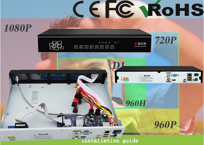 3g WIFI P2P NVR free cms software h.264 Network Recorder video editing software
