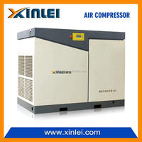 variable frequency screw air compressor 55KW 75 hp air compressor screw industrial XLPM75A-S4 direct