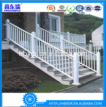Cheap aluminum railings for outdoor stairs