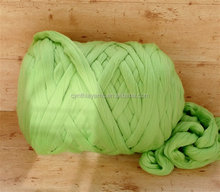 Fine-quality Wool Top Roving Bluk Natural White Wool Top Roving Fiber