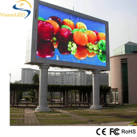 P5 SMD aluminum cabinet movie outdoor LED display manufacturer
