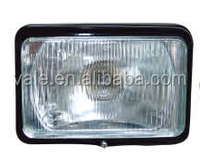Motorcycle parts head lamp forHORSE125,GN125,YES125,RX115,DT125,XL125 loncin jialing bashan