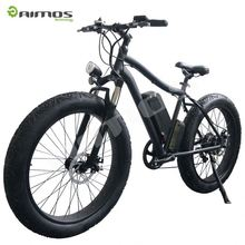 2016 Fast higher power E-bike 24V 250W lightweight Fat Tire Electric Mountain Bike for sale