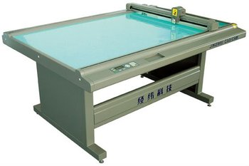 Cad flatbed cutter plotter table buy cutter plotter for Plotter de mesa