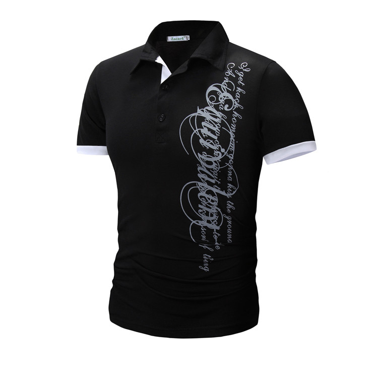 Factory direct wholesale bulk plain 35 cotton 65 polyester 180gsm polo t shirts with printing (A910)