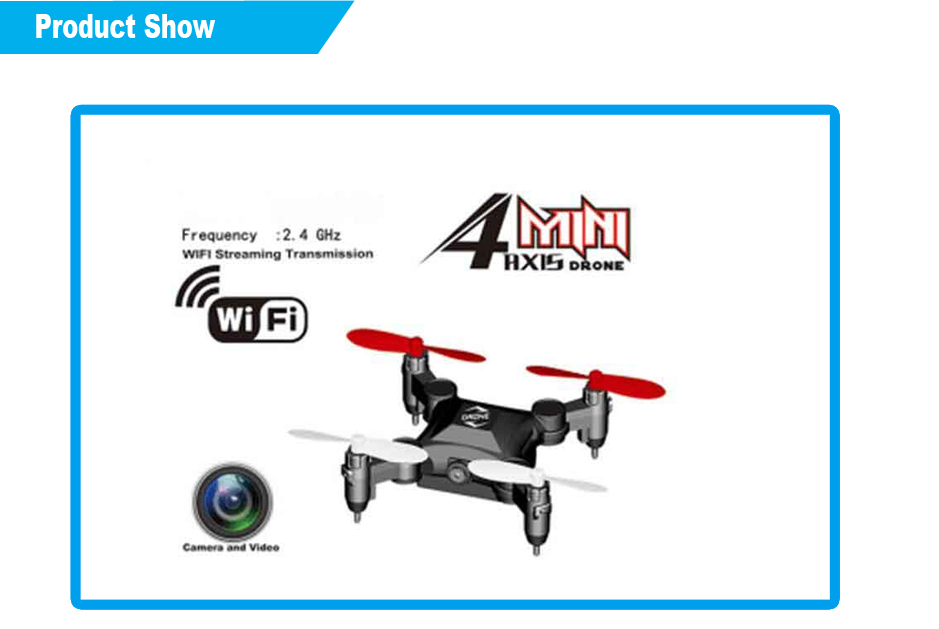 Folding mini four axis aircraft (WIFI) aircraft for sale