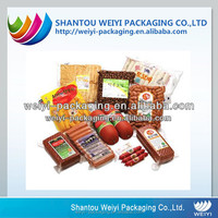 custom compression plastic vacuum packaging insulated bag for frozen food