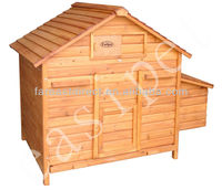 XLarge Chicken Coop Hen House Wooden Poultry Run