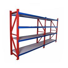 guangdong cheap metal light duty steel shelving